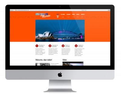 Australian Study Solutions – Website