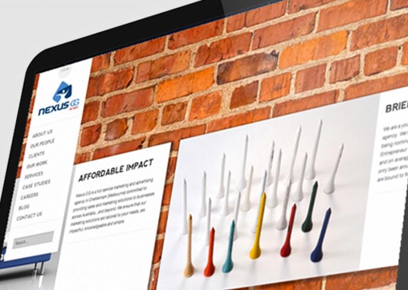 Nexus CG – Website