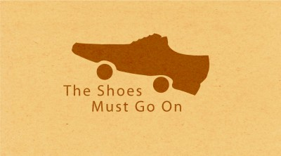 The Shoes Must Go on! – Logo Design
