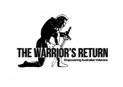 The Warrior's Return – Logo Design