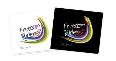 Freedom Riders – Logo & Jersey Design