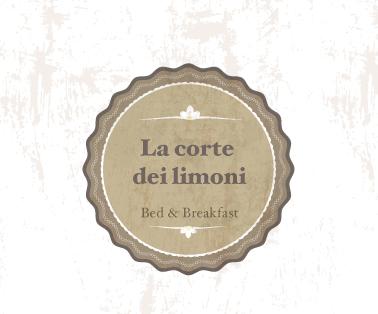 La Corte Dei Limoni – Bed & Breakfast (Italy) – Logo Design