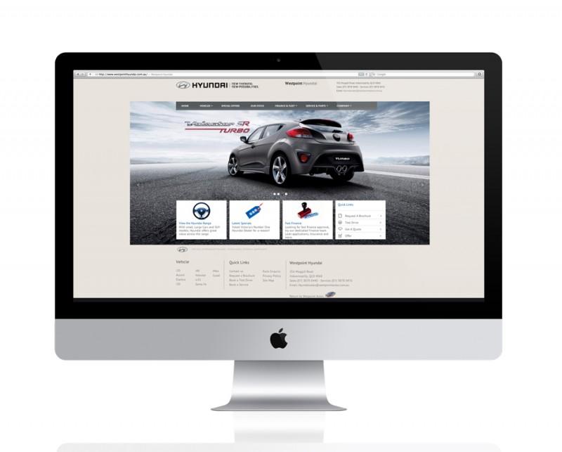 Westpoint Hyundai – Website