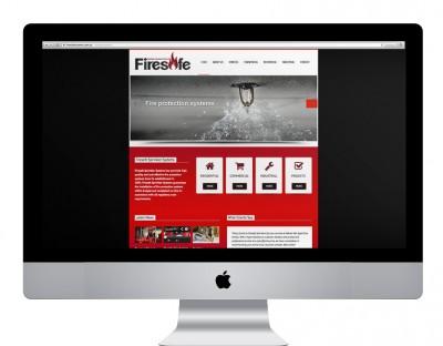 Firesafe Sprinkler Systems – Website